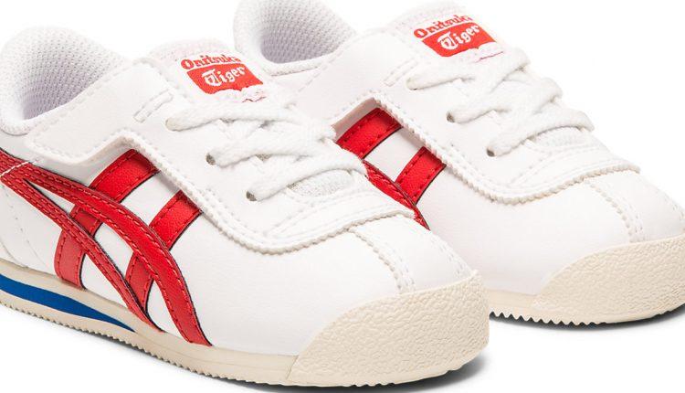 Onitsuka Tiger_TIGER CORSAIR™小童鞋(白)_建議售價NTD 1,780 (2)