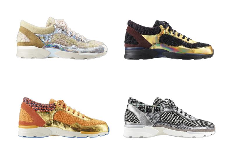chanel 2014_15 fall winter the sneaker collection2