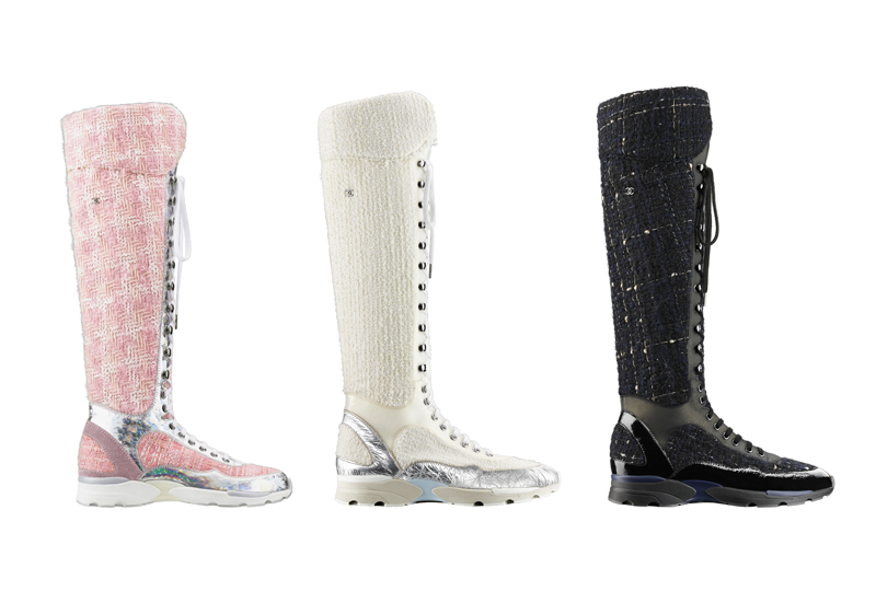 chanel 2014_15 fall winter the sneaker collection3