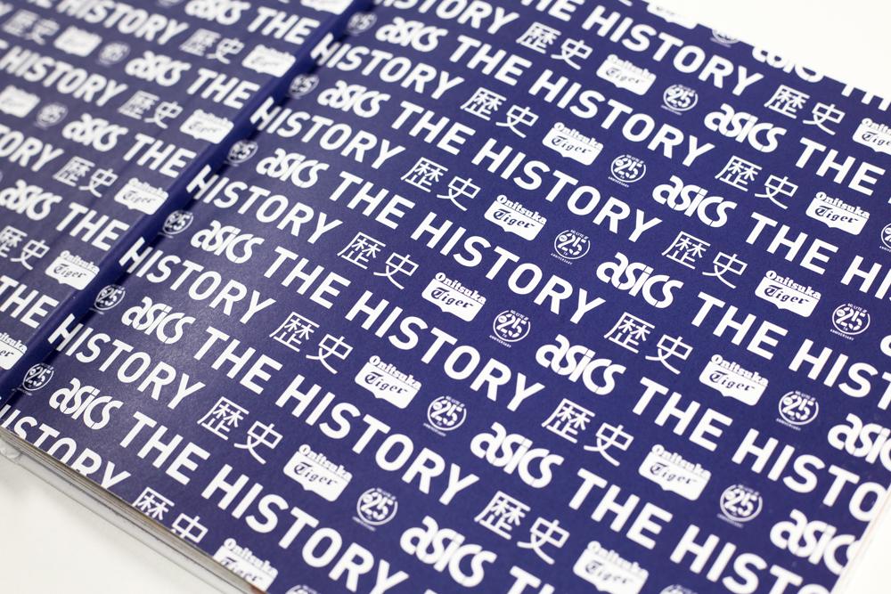 asics history