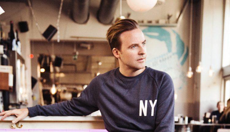 起點專訪 / H&M 男裝設計總監 Andreas Löwenstam