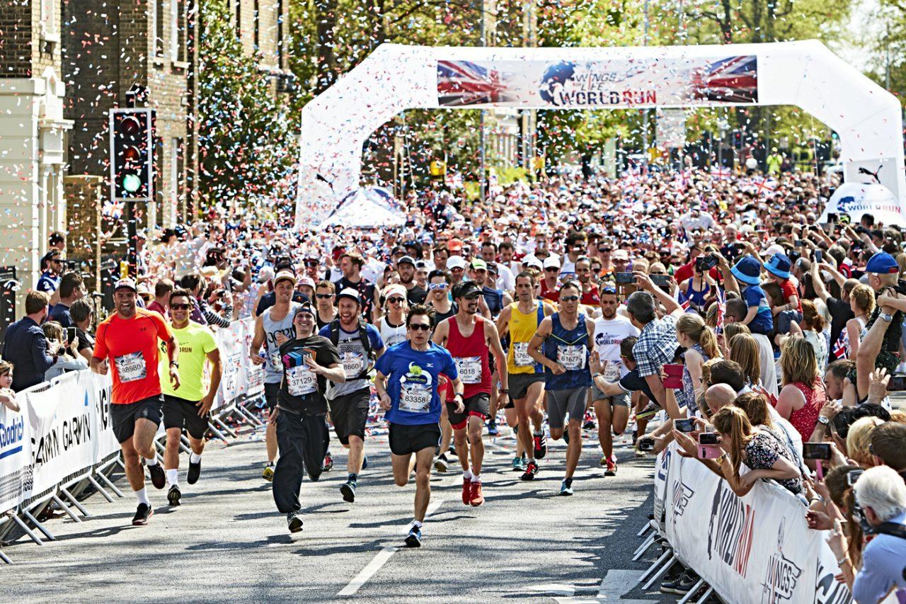 Wings For Life World Run Ergebnisse