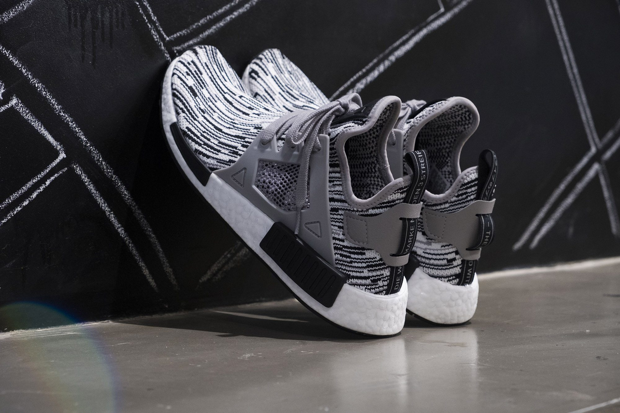 "Adidas NMD XR1 ""Hexagon Mesh Releases Exclusively follownews"