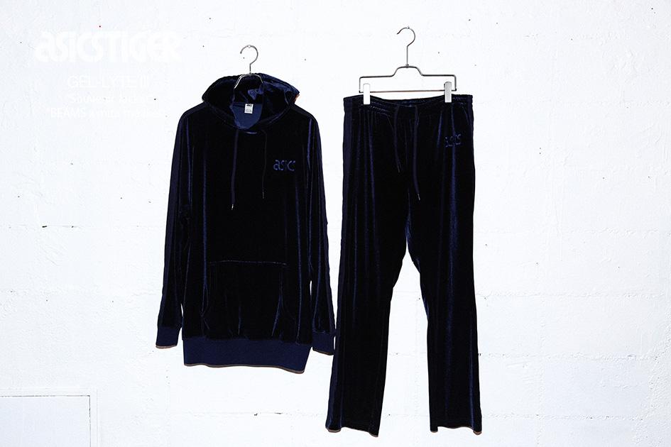 "BEAMS x mita sneakers x ASICS Tiger GEL-Lyte III ""Souvenir Jacket"" (3)"