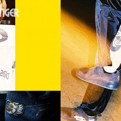 "BEAMS x mita sneakers x ASICS Tiger GEL-Lyte III ""Souvenir Jacket"" (5)<div style=""font-size:.8em;opacity:.8;color:#51c732;"">東瀛三方聯名第二彈</div>"