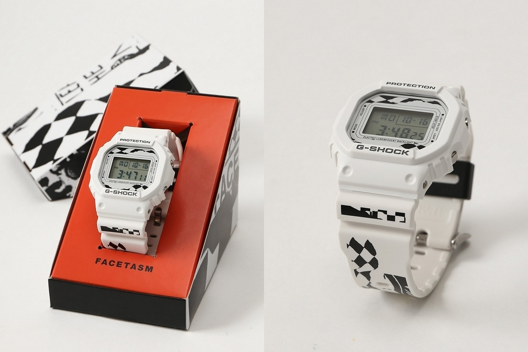 FACETASM x Casio G-Shock (1)