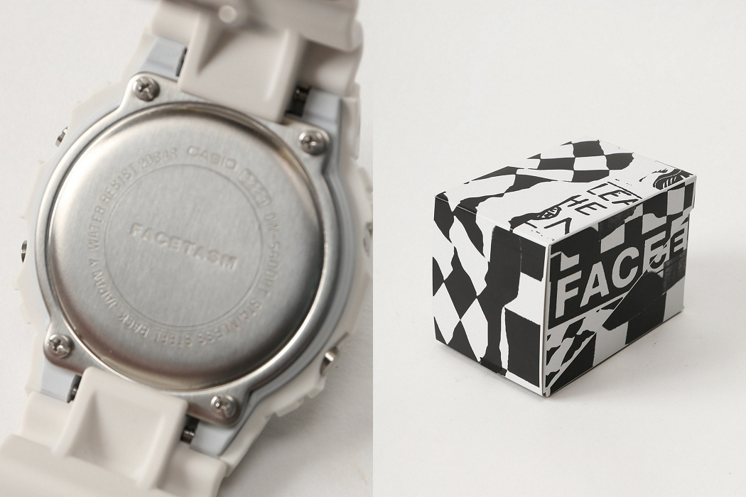 FACETASM x Casio G-Shock (4)