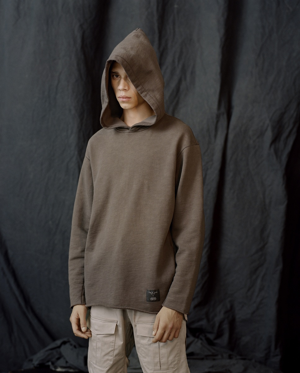 rag & bone x STAR WARS Look 10 霧灰色 Lightspeed 長褲 NT$16,000