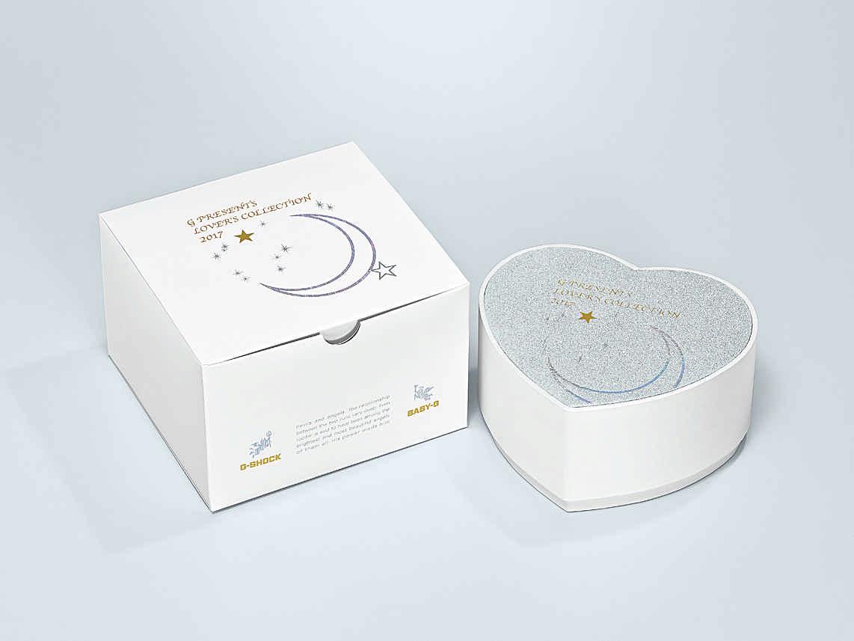 LOV-17A?? 心型錶盒包裝