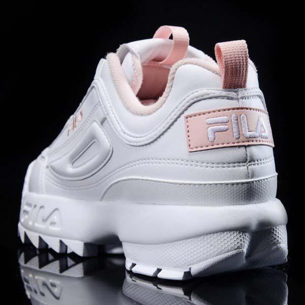 專為女性打造的指標鞋款 Fila Disruptor2 經典復刻 Keedan Com