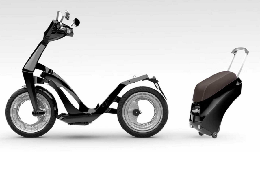 Ujet electric scooter (15)