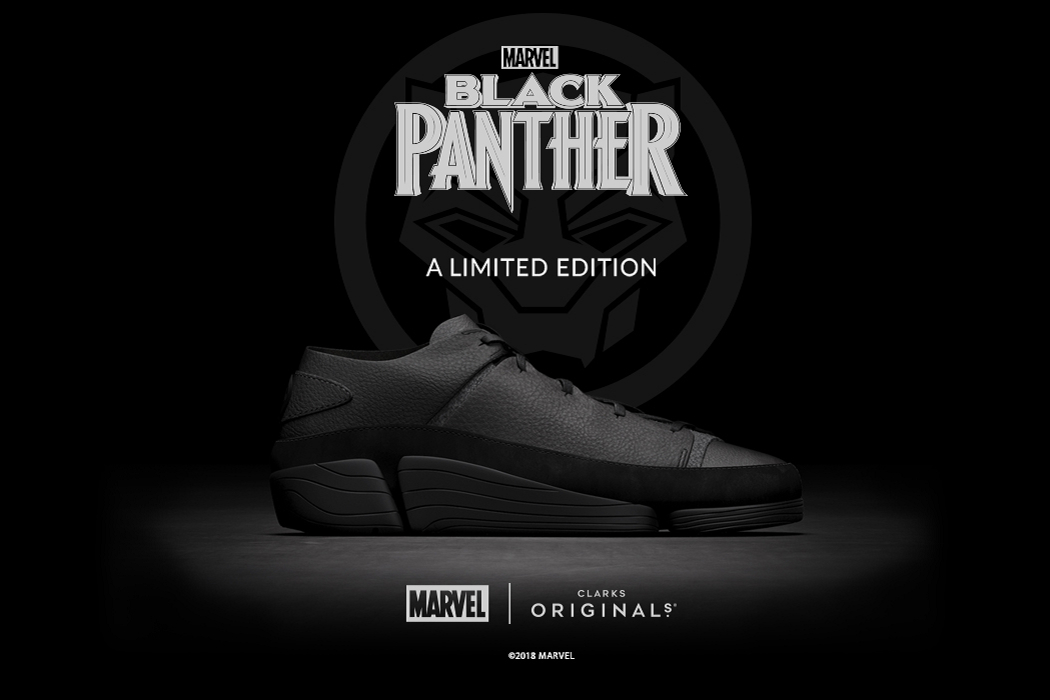 Clarks ORIGINALS Trigenic Evo x The Black Panther (2)