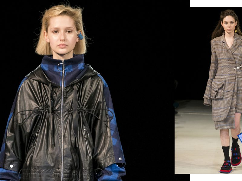 """jamie_Wei_Hiuang_AW18<div style=""""font-size:.8em;opacity:.8;color:#51c732;"""">向這世上執著而堅定的心致敬</div>"""