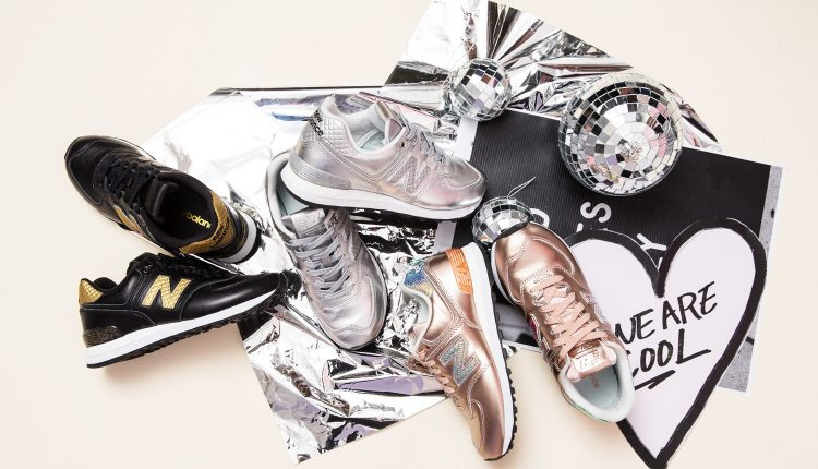 buy online fa0b0 a0921 New Balance 574 Glitter Punk 將前衛配色覆蓋復古輪廓– KEEDAN.COM