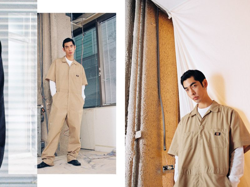 "Dickies-2018SS-Lookbook (15 – 17)<div style=""font-size:.8em;opacity:.8;color:#51c732;"">工裝也要與時俱進</div>"