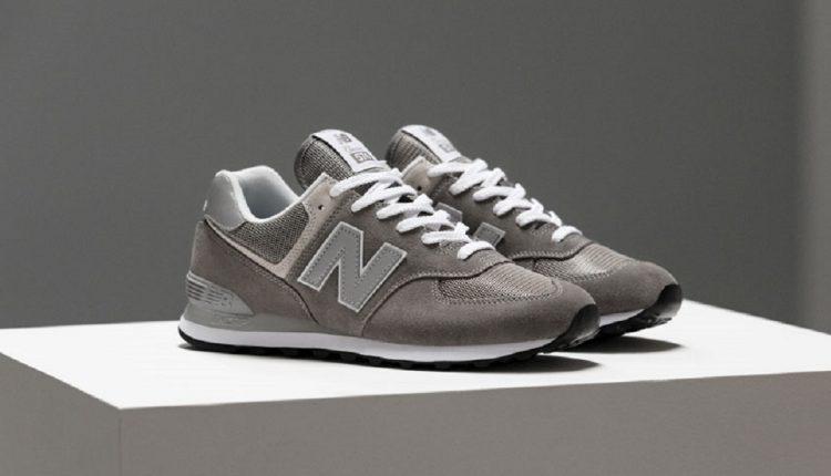 New Balance 574 'Classic Grey' (1)