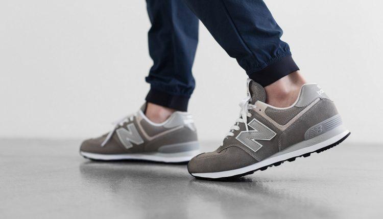 New Balance 574 'Classic Grey' (3)