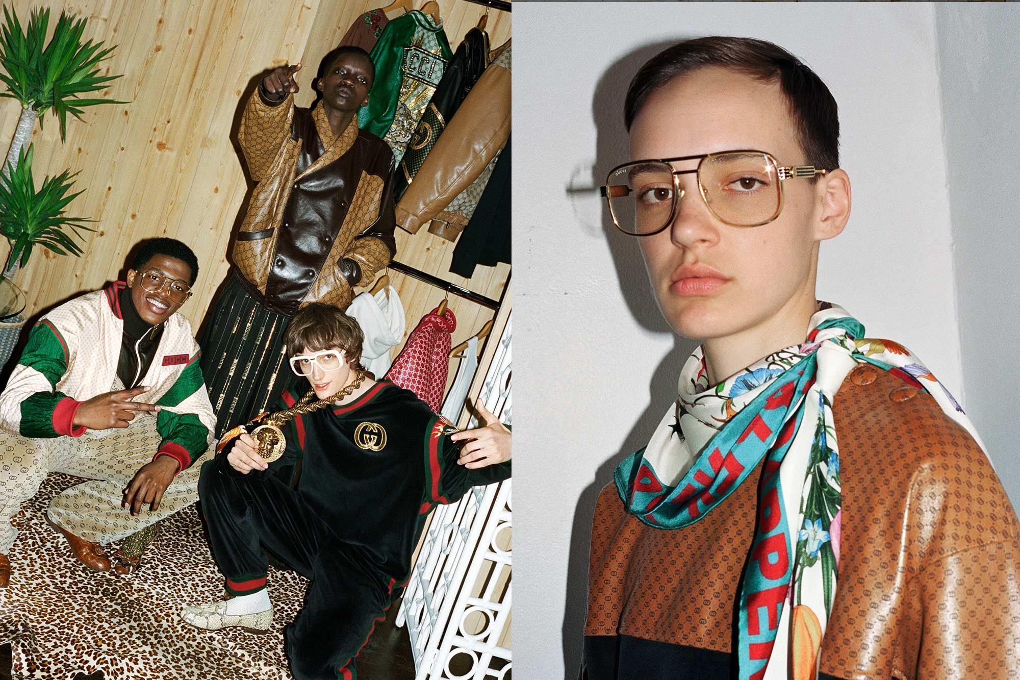 303ae77637 You Can Now Cop the Gucci-Dapper Dan Collection Online 重現 80 年代街頭美學 Dapper  Dan 與 Gucci 展開聯名合作 – KEEDAN.