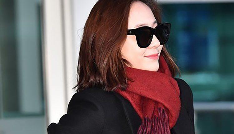 BLANC&ECLARE-Eyewear-韓星Krystal配戴城市系列(紐約)黑色款NT$9200