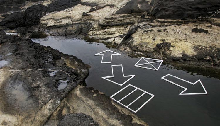 圖片_Creek of Symbols – Notions of Direction Incorporated into the Landscape 記号の入江ー風景に組み込む方向の概念