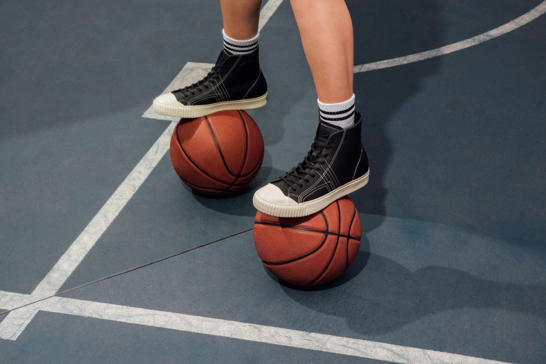 Onitsuka Tiger 第一雙元祖籃球鞋再現OK
