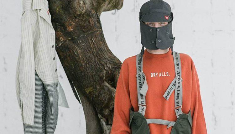 HUMAN MADE Military Mask (1)