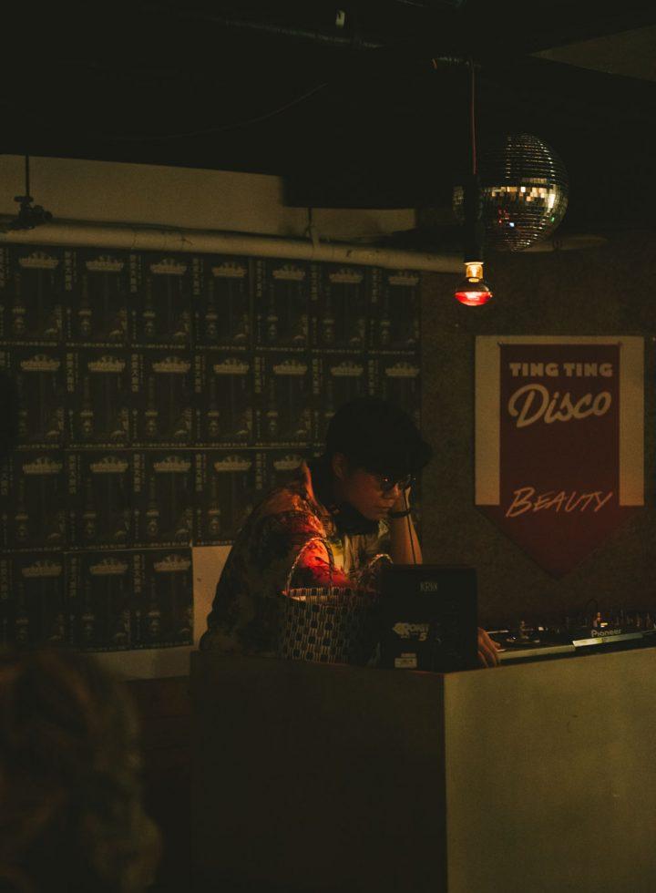 DJ Ryoki Taipei THT record shop-9188