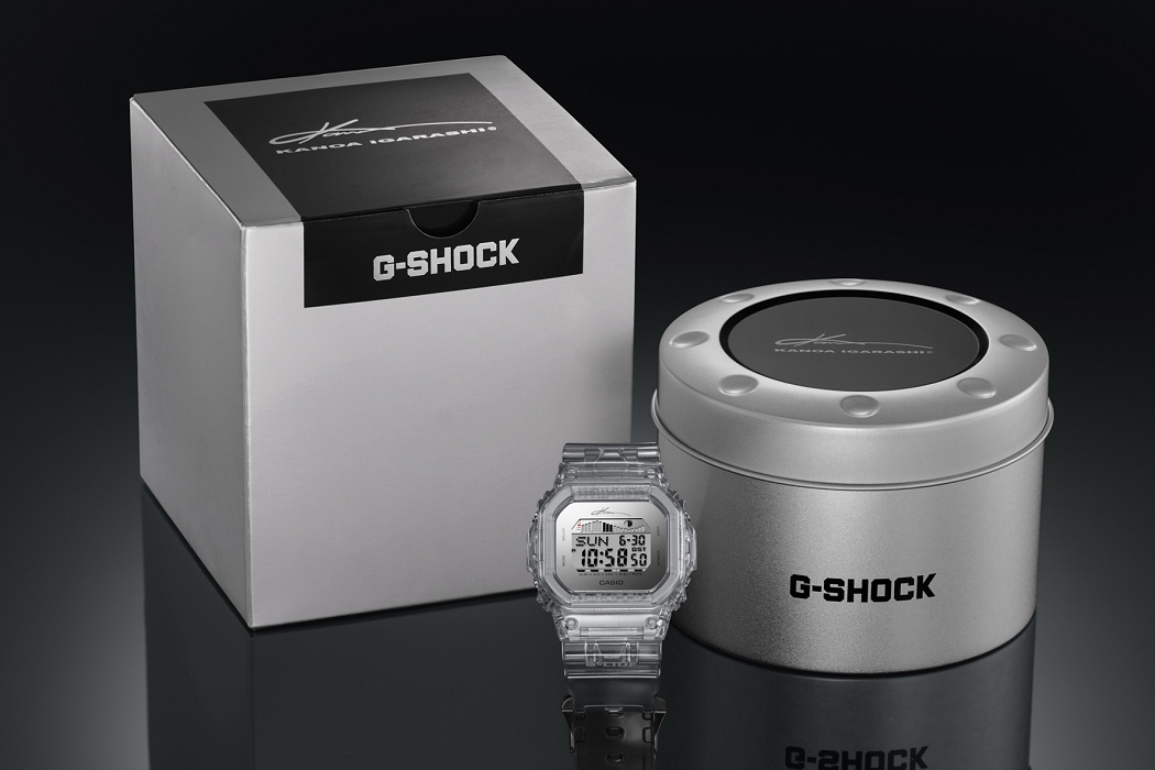 Kanoa Igarashi x G-SHOCK GLX-5600KI (3)