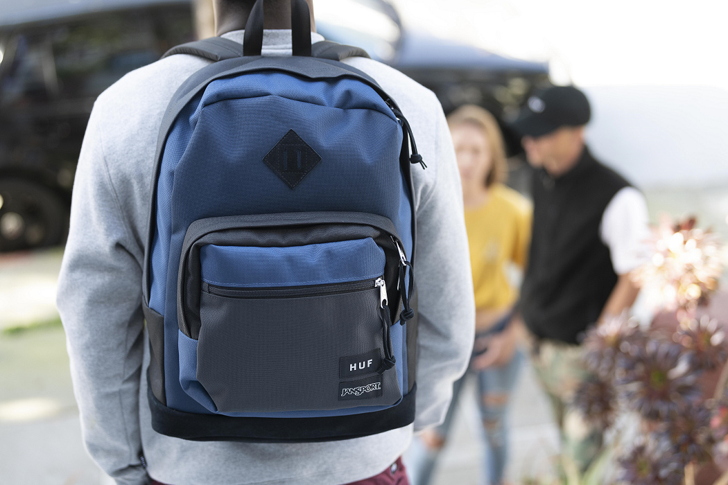 JanSport HUF backpack (5)