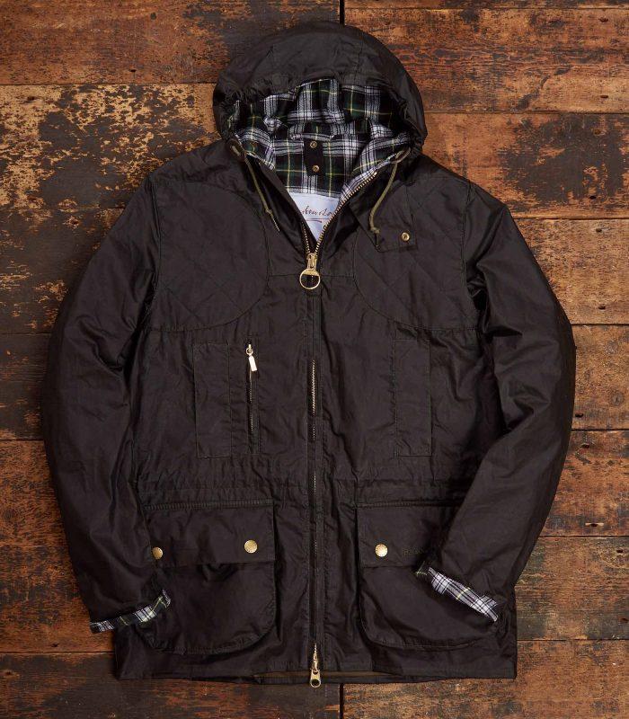 百年復刻系列-「Durham-Jacket」售價19500元_1