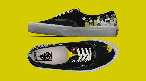炎上一探Vans Custom Culture 鞋面