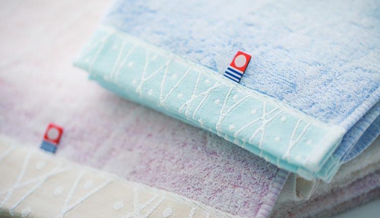 4543479142728日本派迪-今治漸層系列毛巾2入組(藍-粉紫01