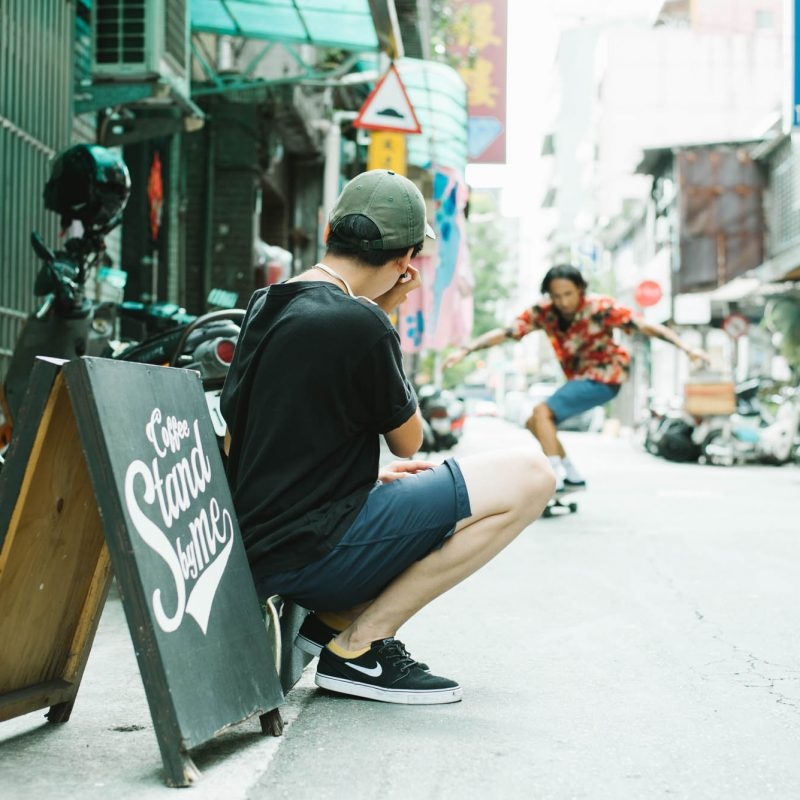 Coffee Stand By Me Johny-Skateboard Kenji-16