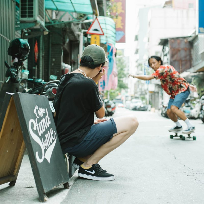 Coffee Stand By Me Johny-Skateboard Kenji-17