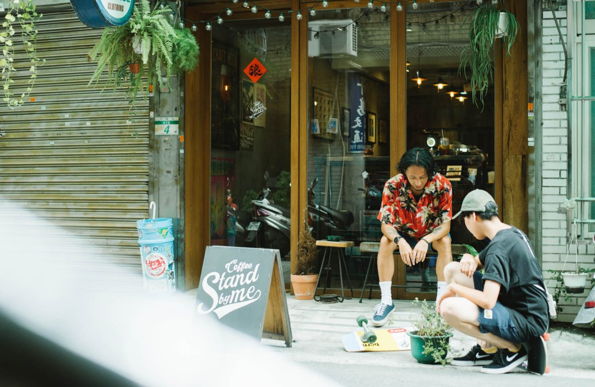 Coffee Stand By Me Johny-Skateboard Kenji-18
