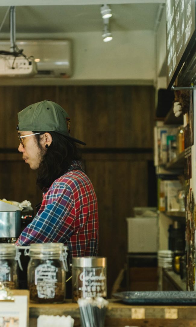 Coffee Stand By Me Johny-Skateboard Kenji-5