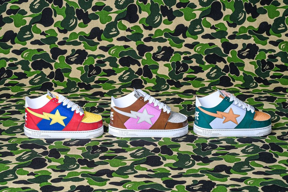 bape-sta-paper-craft