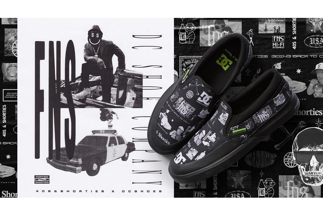 DC Shoes 40s & Shorties (4)