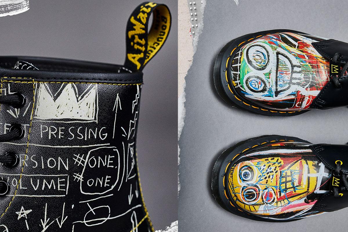 dr-martens-Jean-Michel-Basquiat-cover