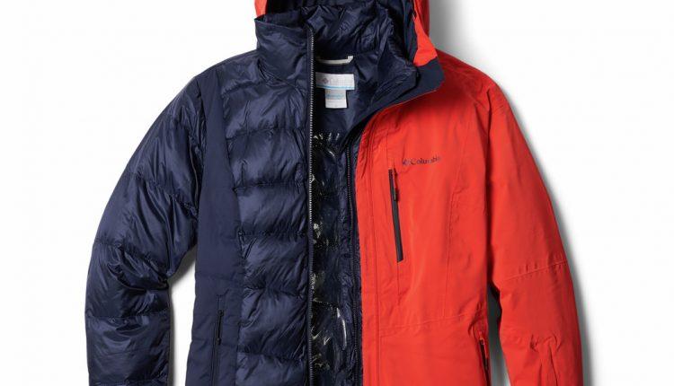 UWR03390RD-1912212-女OT防水保暖650羽絨兩件式外套紅色-$15800