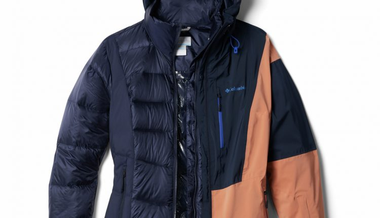 UWR03390TT-1912212-女OT防水保暖650羽絨兩件式外套泰奶色-$15800