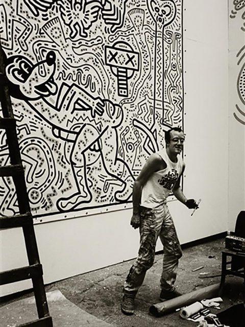 Haring+Venice+Biennale