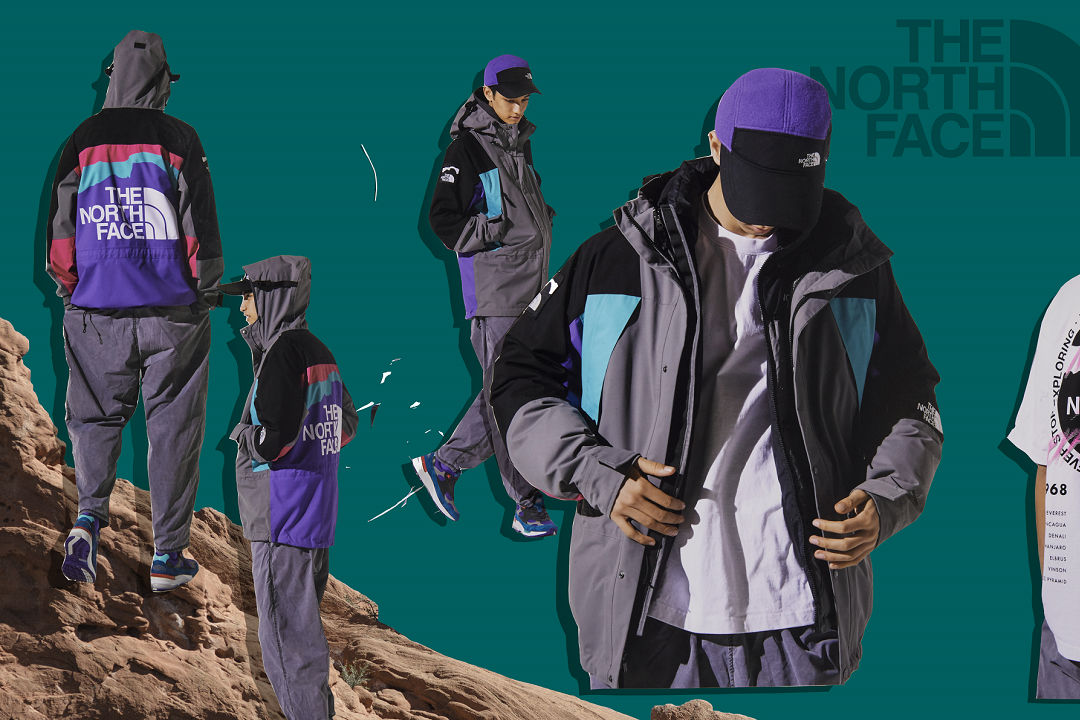 INVINCIBLE for THE NORTH FACE 21SS (2)