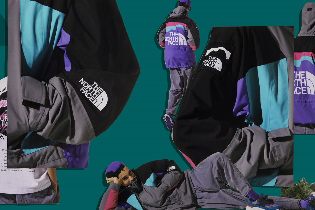 INVINCIBLE for THE NORTH FACE 21SS (3)