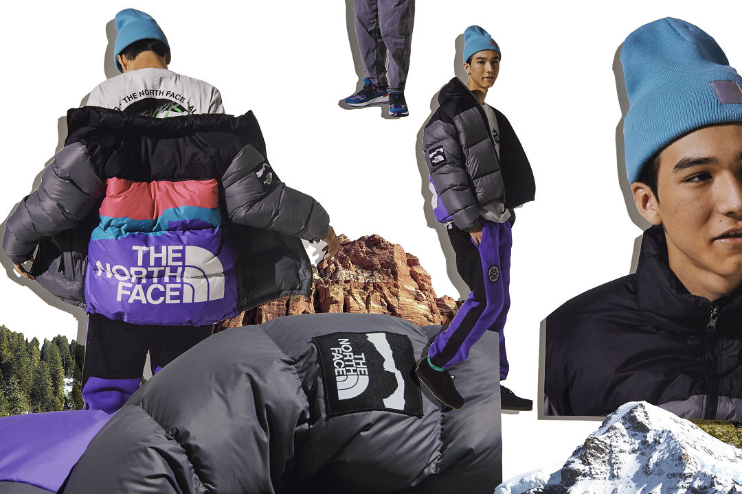 INVINCIBLE for THE NORTH FACE 21SS (5)