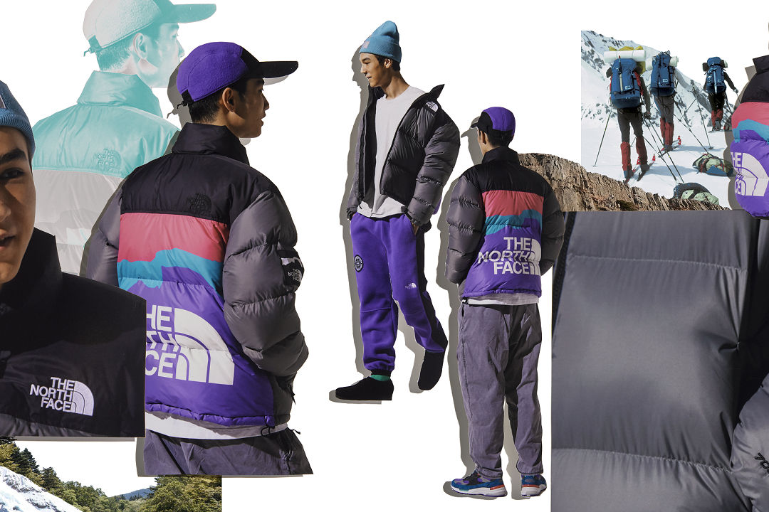 INVINCIBLE for THE NORTH FACE 21SS (6)