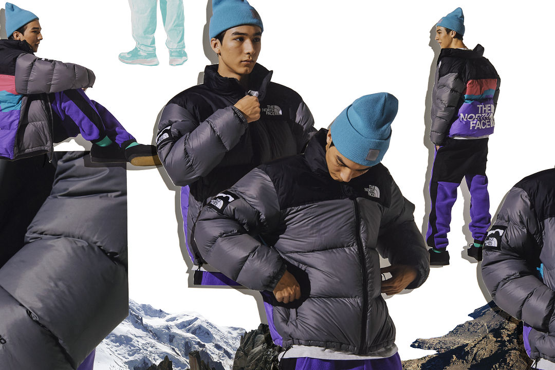 INVINCIBLE for THE NORTH FACE 21SS (7)