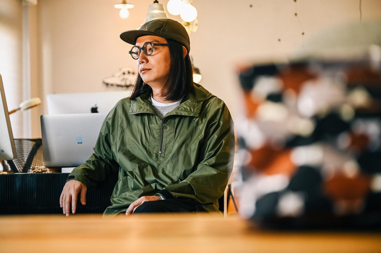 RUNNING TAOYUAN abei interview8