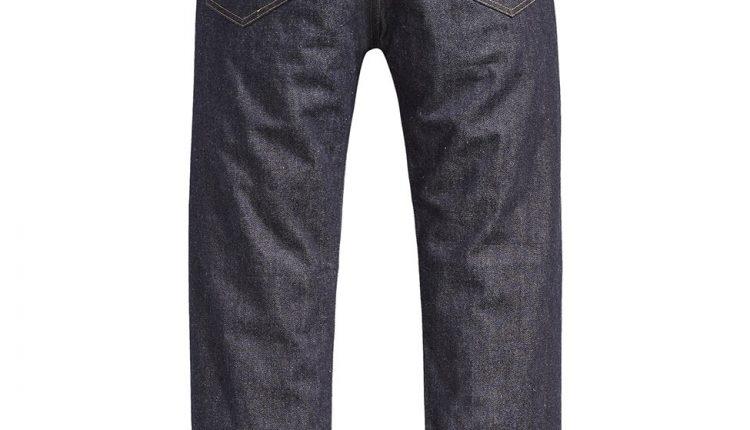 【LEVI'S單品圖】LEVI'S VINTAGE CLOTHING 1955年501限定版丹寧褲_50155-0055_NT$ 19,800_背面
