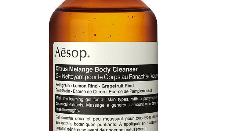 【產品圖】Aesop苦橙香檸身體潔膚露_100mL_$500